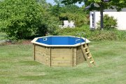 Holz Pool Modell 1-88424