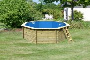 Holz Pool Modell 2-88428