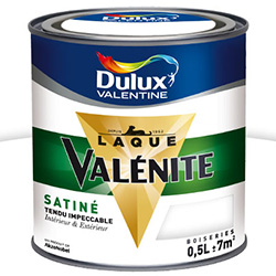 Laque Valénite satin 0.5 L und 2 L