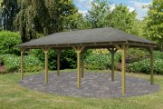 4-Eck Pavillon ECO Perida 2-88922