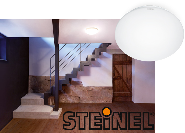 Steinel LED Radar-Sensorlampe RS 16